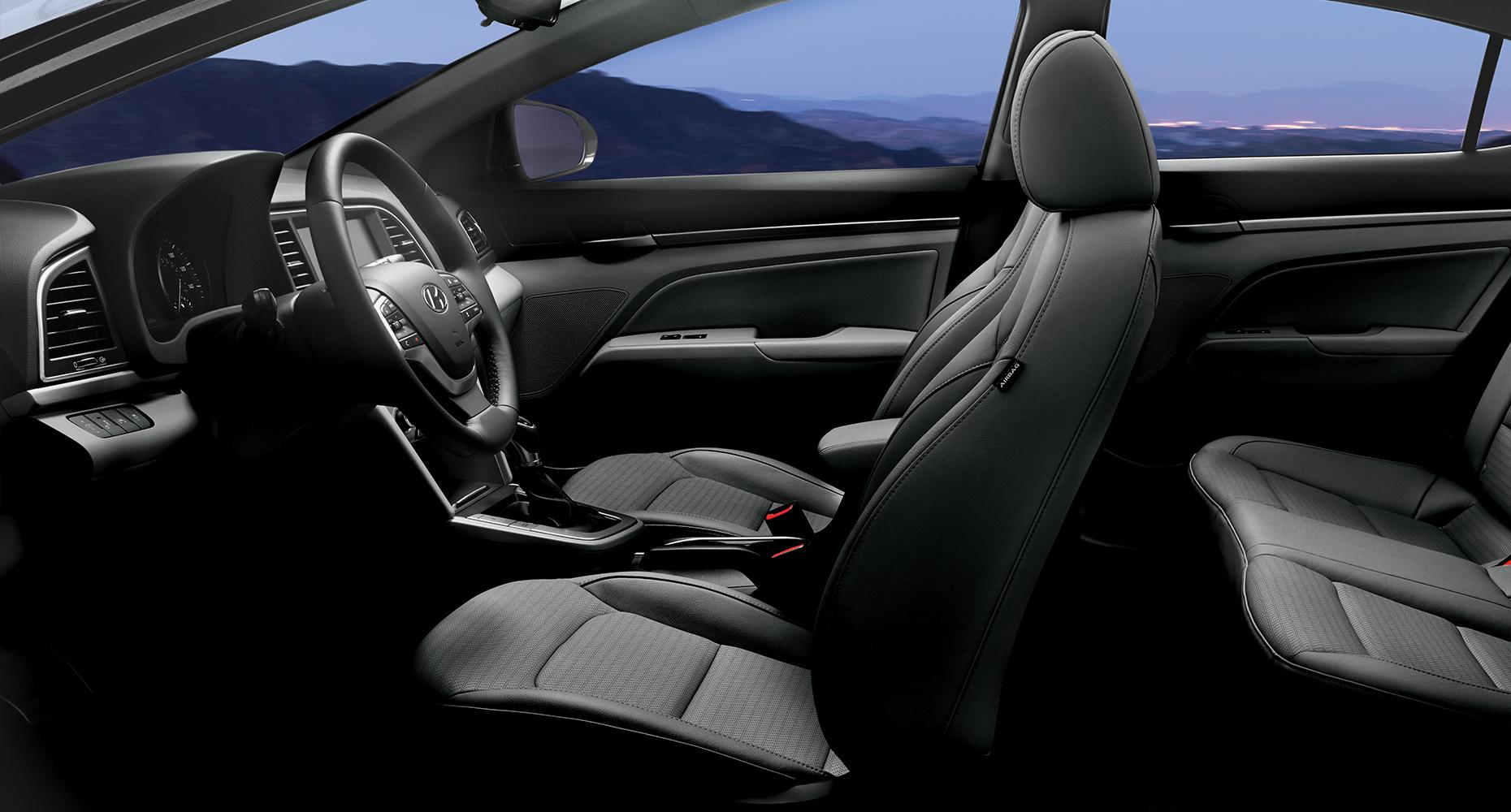 2018 Hyundai Elantra Style Overview