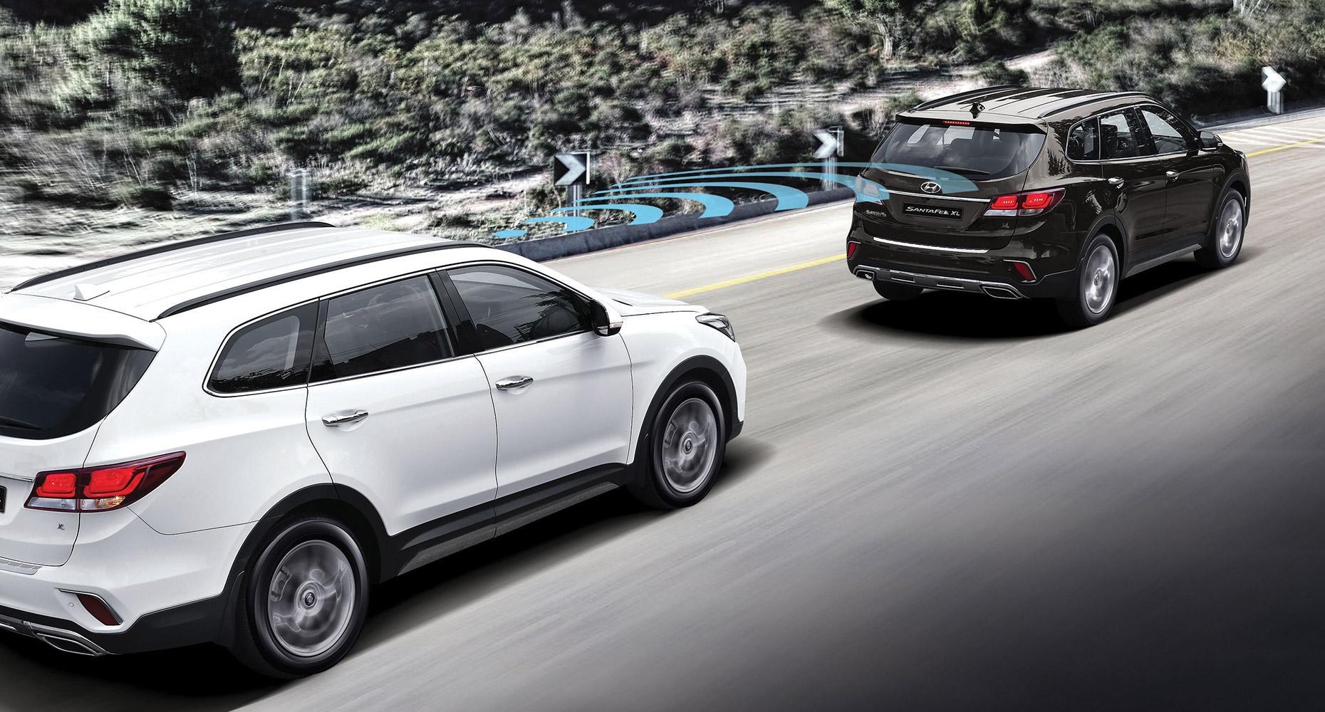 2017 Hyundai Santa Fe XL Safety Overview Pathway Hyundai Ottawa ON