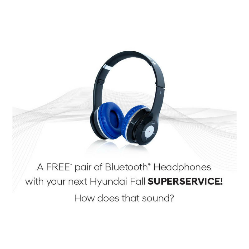 Fall Maintenance Service + Free* Bluetooth Headphones