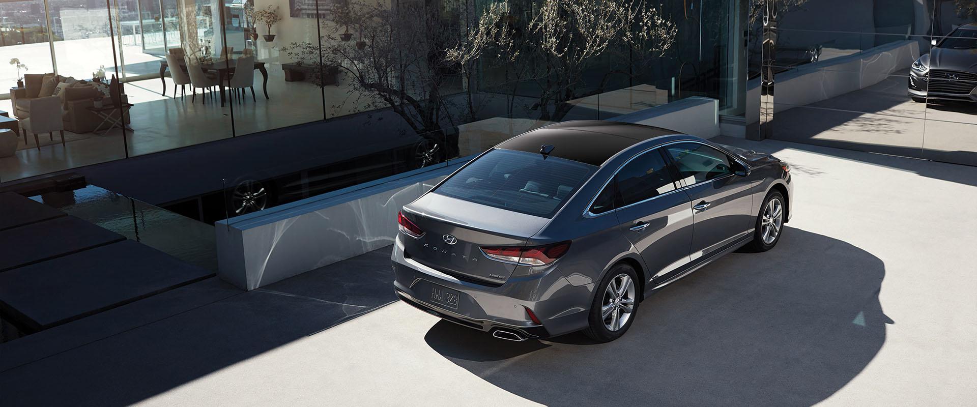 Check out the new 2018 Hyundai Sonata at Pathway Hyundai in Ottawa ON