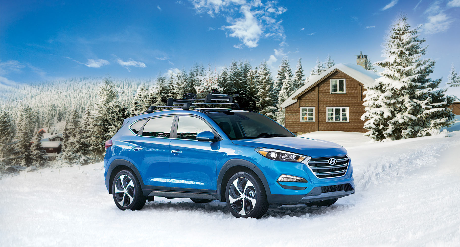 Discover the 2018 Hyundai Tucson at Pathway Hyundai in Ottawa ON