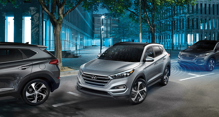 2018 Hyundai Tucson Safety Overview