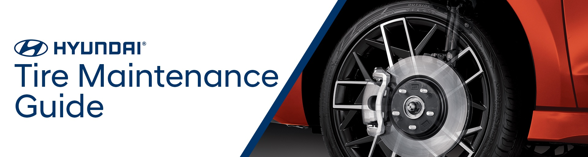 Tire Maintenance Guide Banner