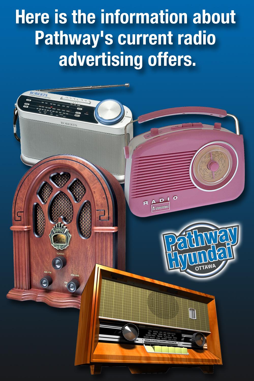 Radio and Social Advertising