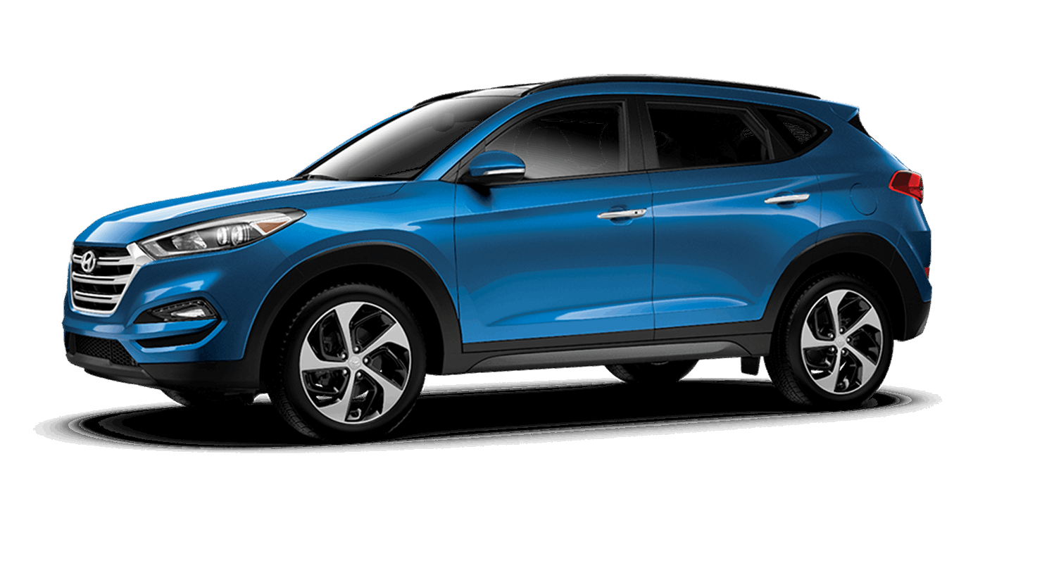 2017 Hyundai Tucson Model Overview