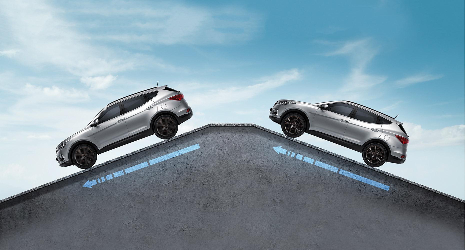 2018 Hyundai Santa Fe Sport Safety Overview Pathway Hyundai