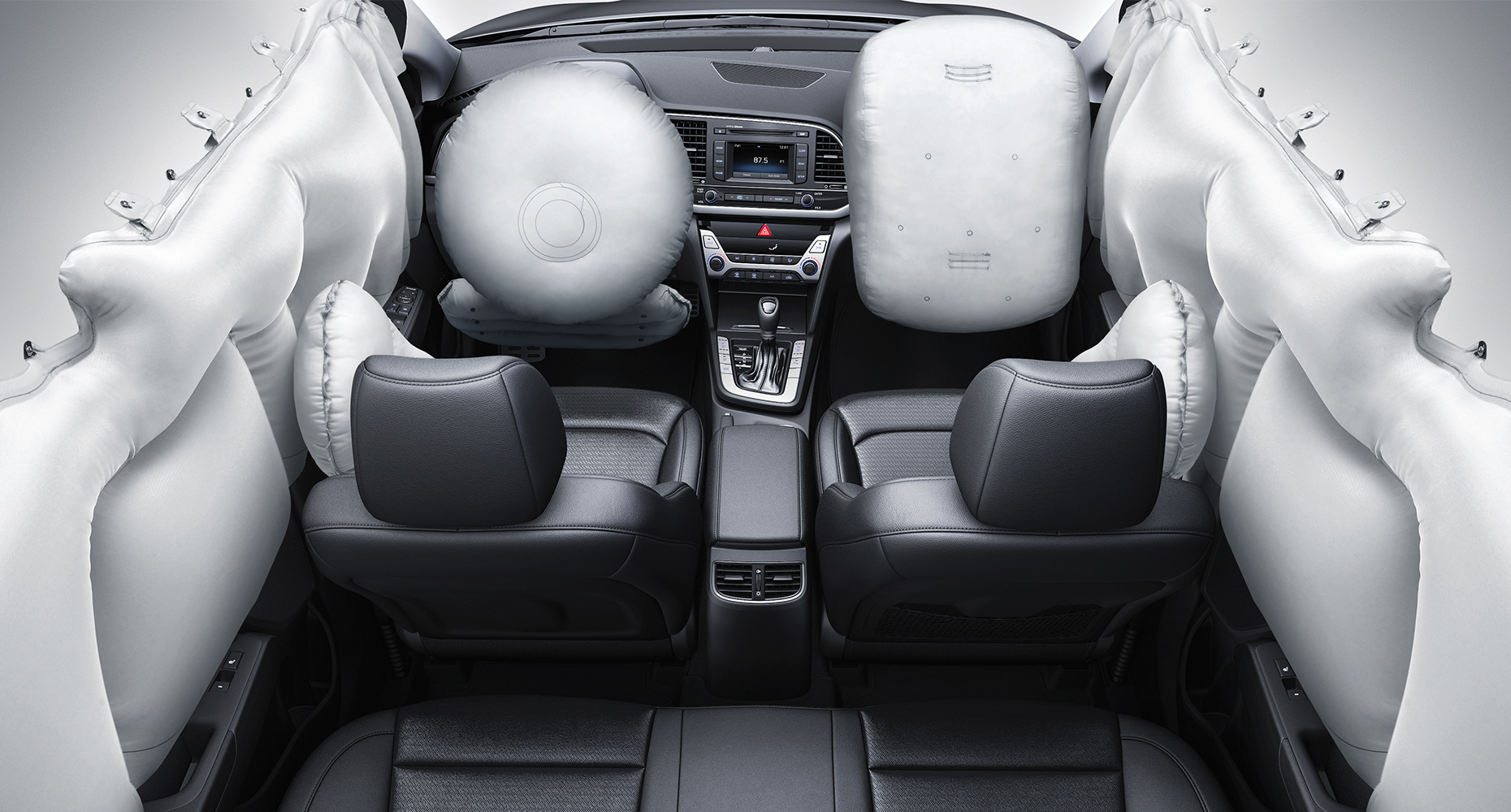 2018 Hyundai Elantra Safety Overview