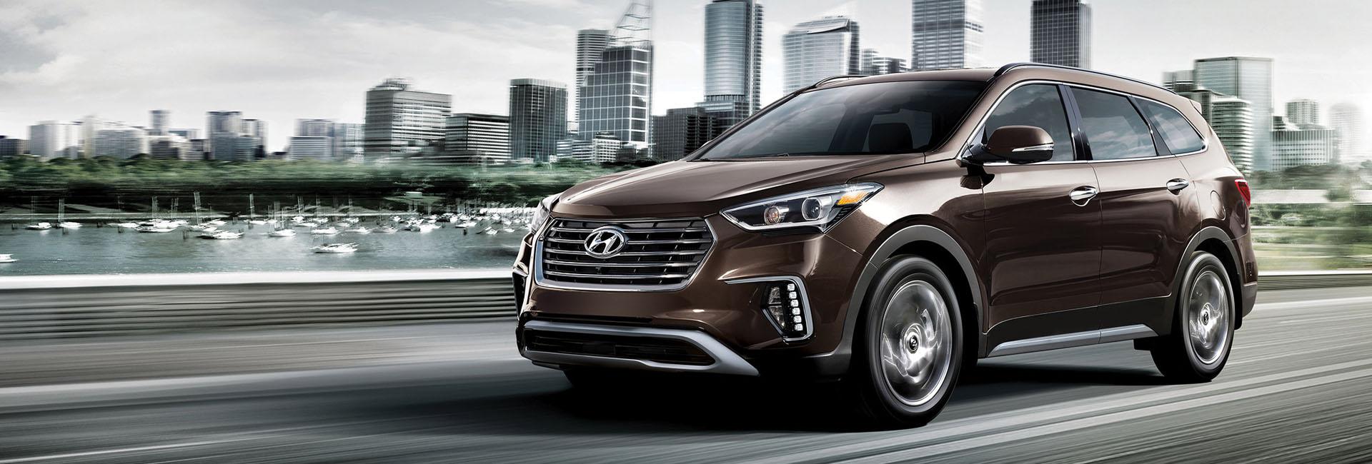 2017 Hyundai Santa Fe XL Pathway Hyundai Ottawa ON