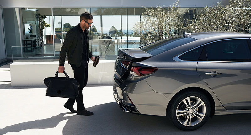 Styled like never before, the 2019 Hyundai Sonata feature stunning design and amenities