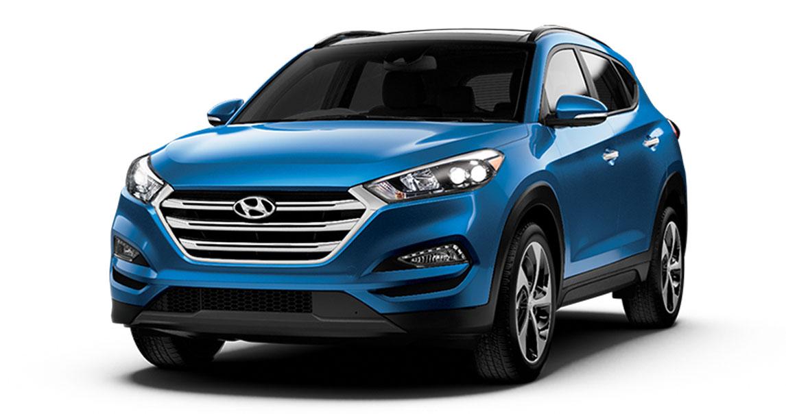 2018 Hyundai Tucson model Overview Pathway Hyundai
