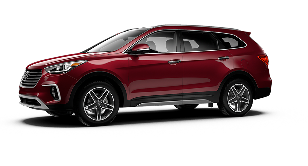 2018 Santa Fe XL Model Overview Pathway Hyundai