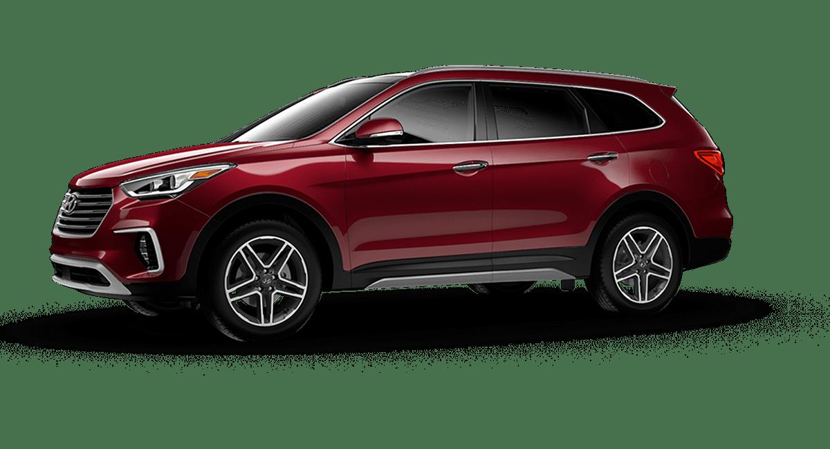 2018 Santa Fe XL Model Overview Pathway Hyundai