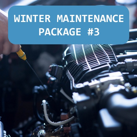 WINTER MAINTENANCE PACKAGE #3