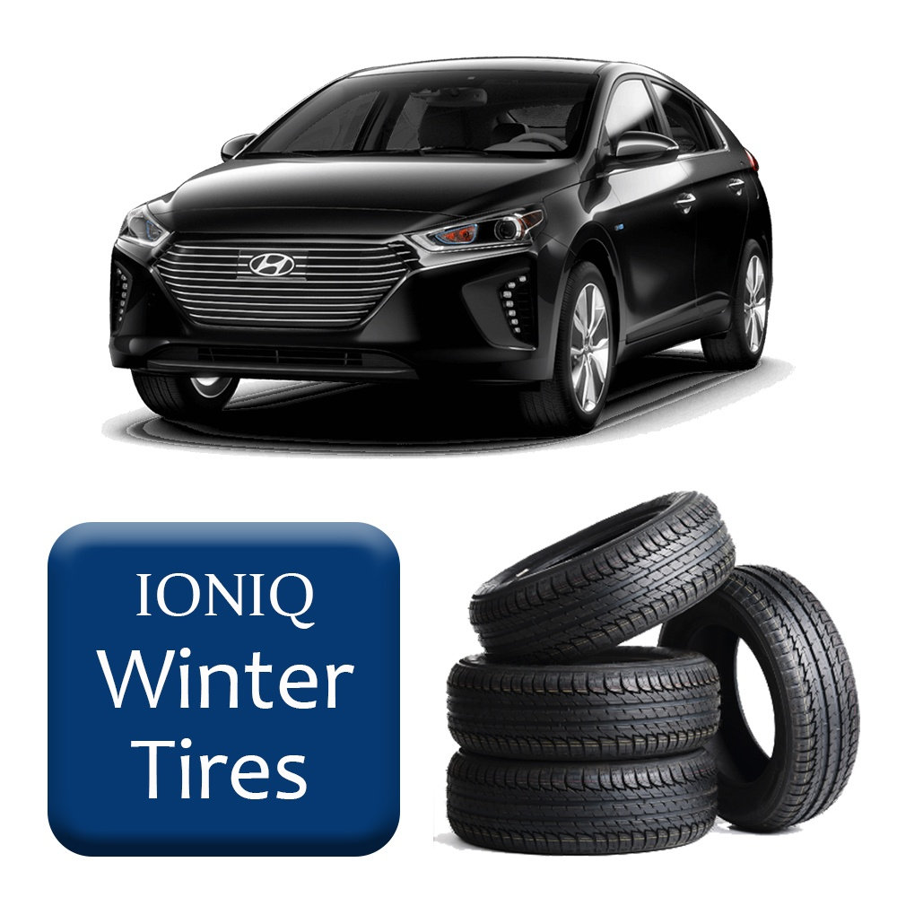 2017+ IONIQ Winter Tires & Rims Package