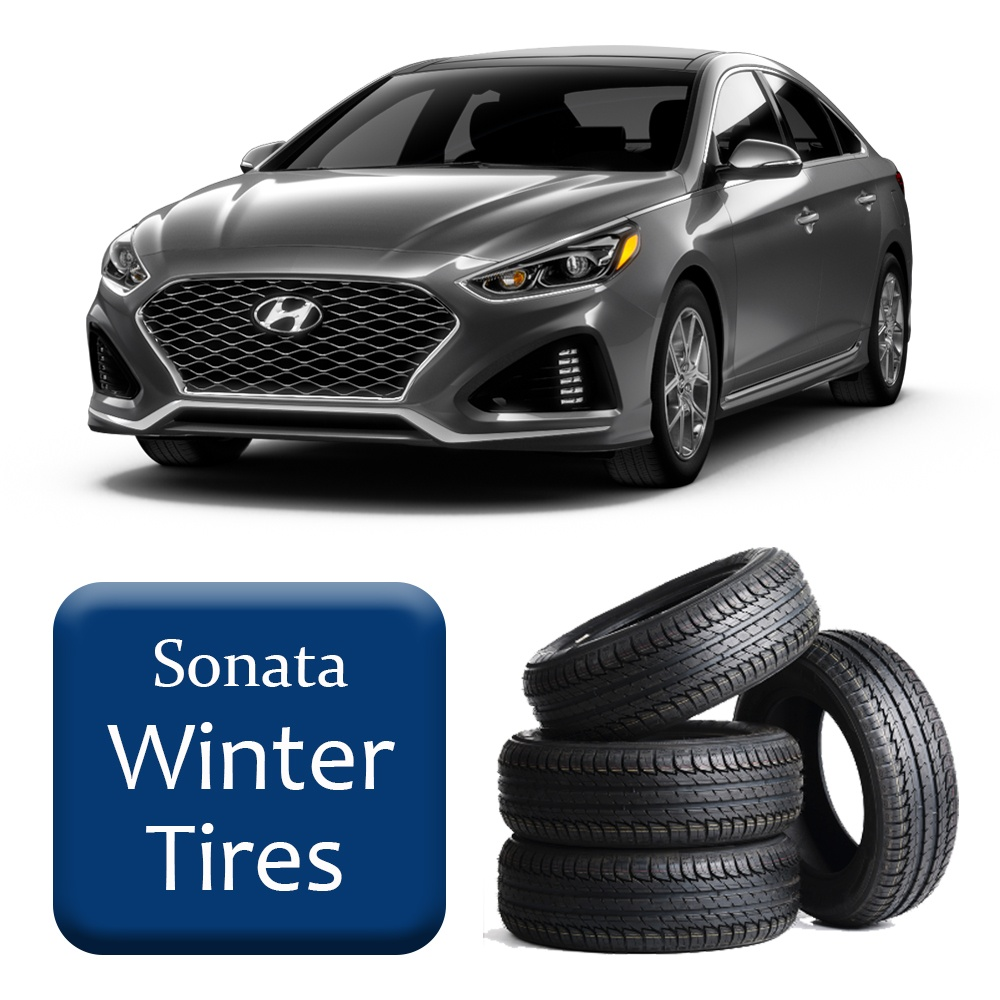 2016+ Sonata GL/Hybrid/2.4 sport/GLS Winter Tires & Rims Package
