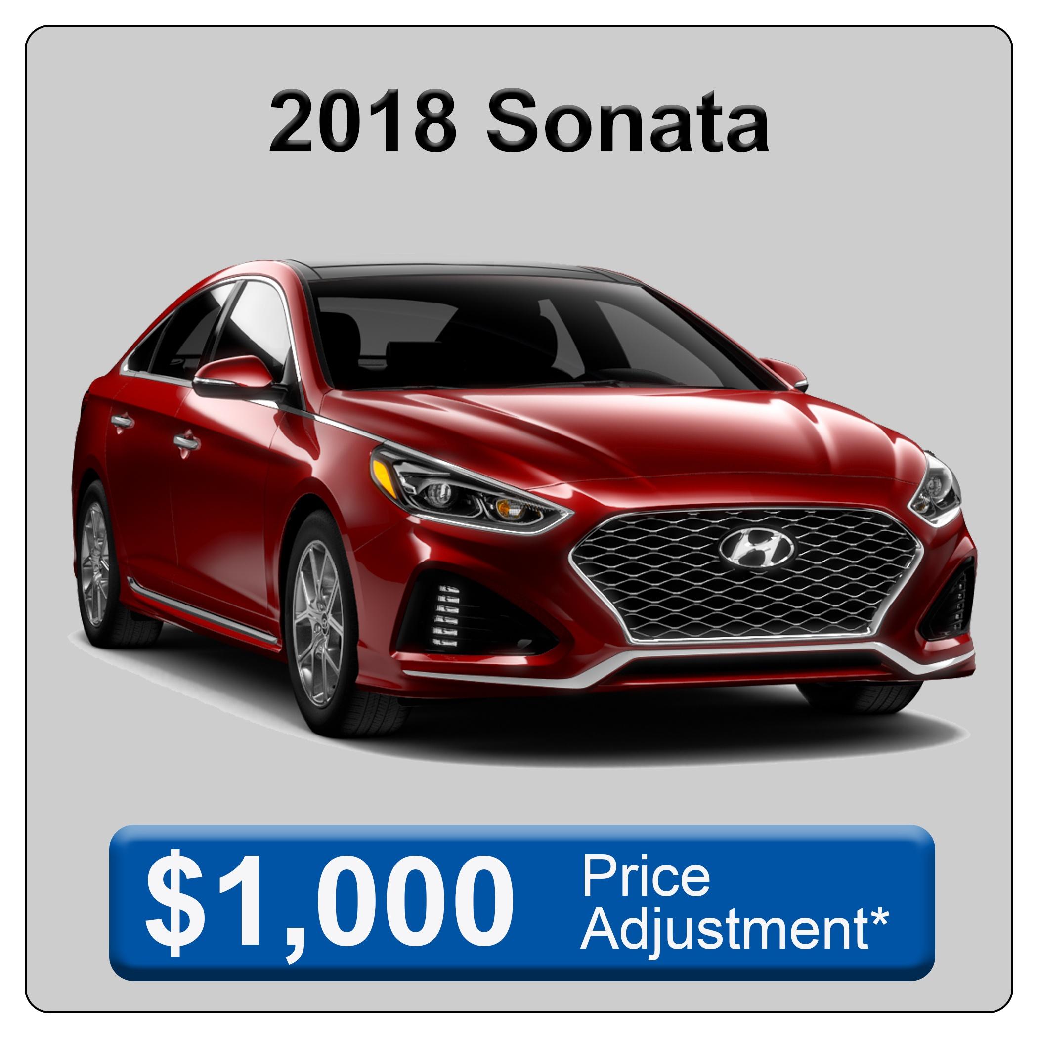 2018 sonata