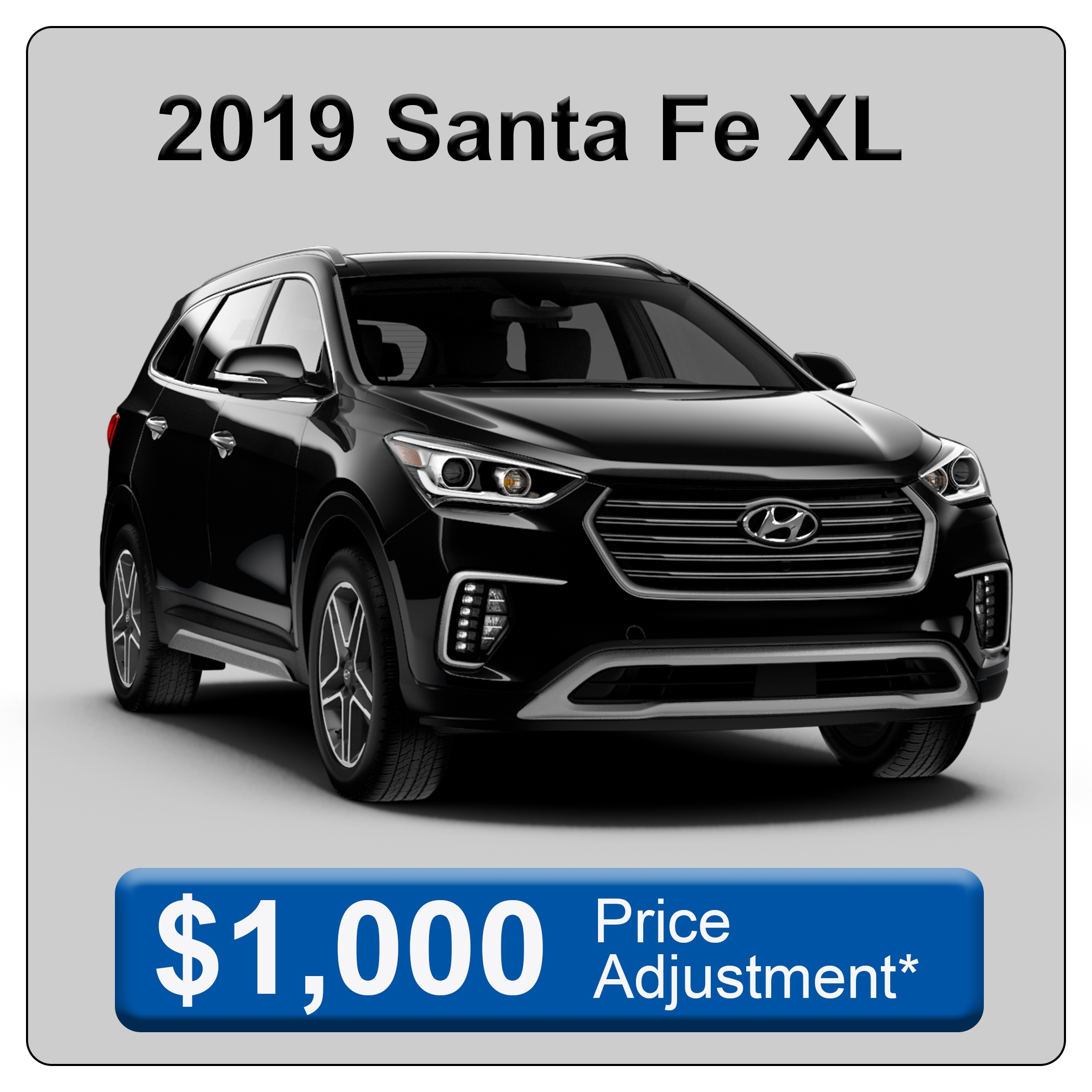 2019 Santa Fe XL