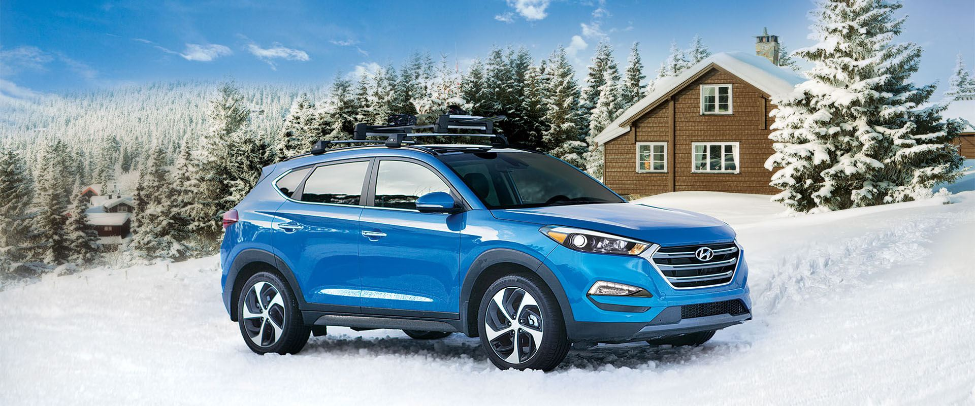 Discover the 2020 Hyundai Tucson at Pathway Hyundai in Ottawa ON
