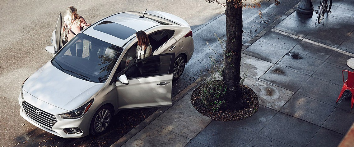 Discover the 2019 Hyundai Accent 4-Door at Pathway Hyundai in Orleans ON