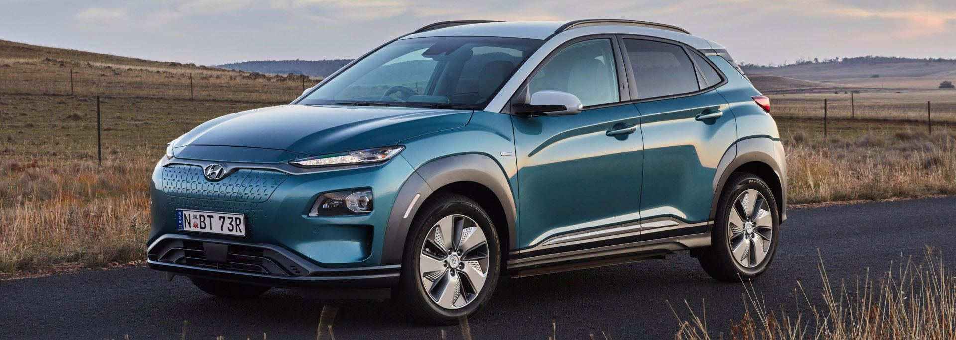 The 2019 Kona Electric is available at Pathway Hyundai in Orleans ON