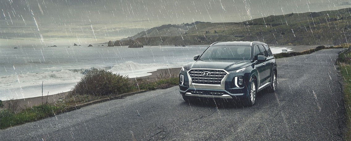 The 2020 Palisade is at Pathway Hyundai in Orleans ON