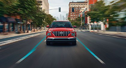 2020 Venue Safety Features at Pathway Hyundai Orleans ON