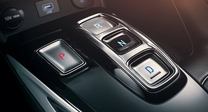 The 2020 Sonata is Built to Perform with new push button drive select