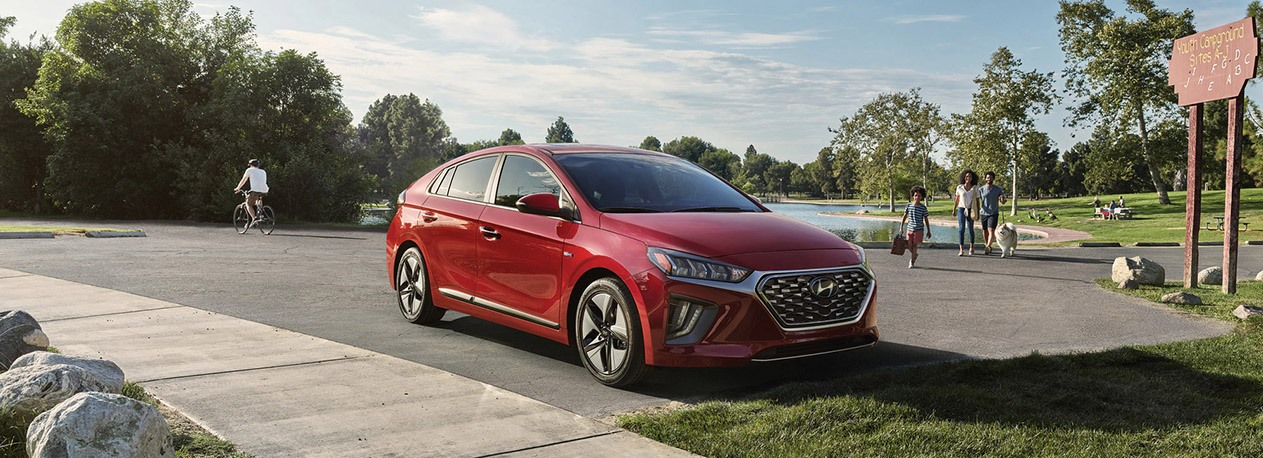 Find the 2020 IONIQ Hybrid at Pathway Hyundai