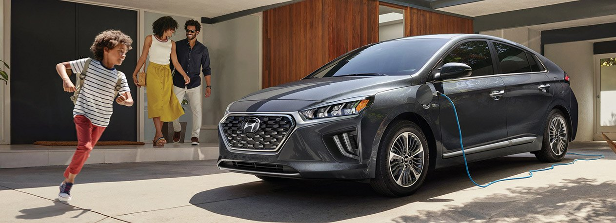 Find the 2020 IONIQ Plug-in Hybrid at Pathway Hyundai
