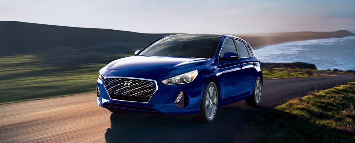 Find the 2020 Elantra GT at Pathway Hyundai