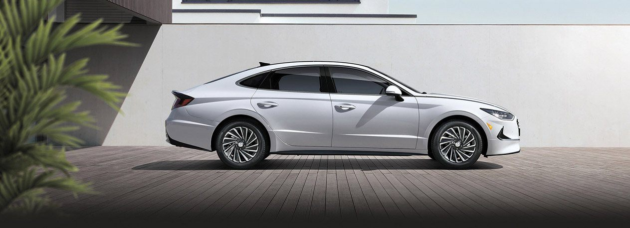 Check out the new 2020 Hyundai Sonata Hybrid at Pathway Hyundai in Orleans ON