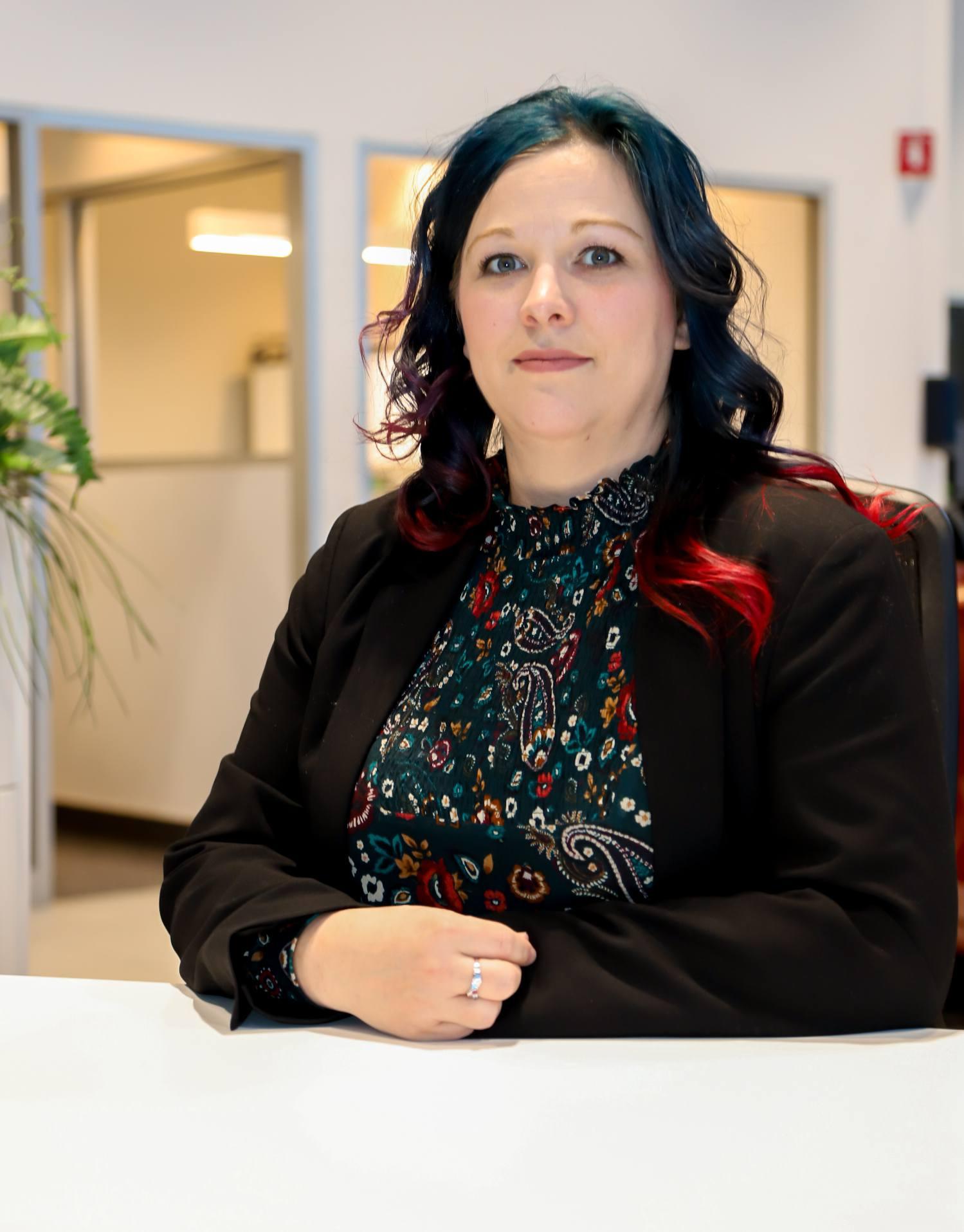 Melanie  Courchaine